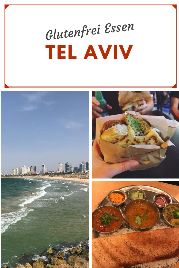 Glutenfrei Essen in Tel Aviv