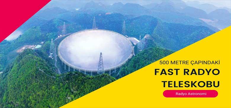 Cennetin Gözü: FAST Radyo Teleskobu