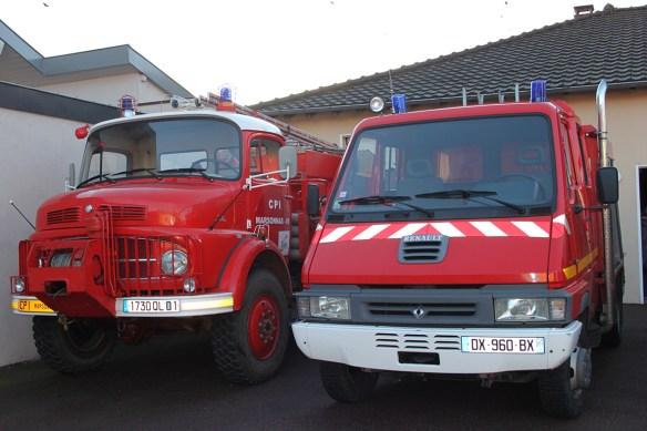 Pompiers de Marsonnas 21 nov 201511