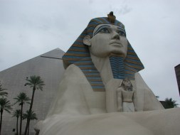 "Question for the Sphinx: ""what do you think""?"
