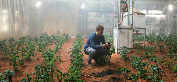 Kozmik domatesler bize Mars'ta tarım yapmayı nasıl öğretecek ?