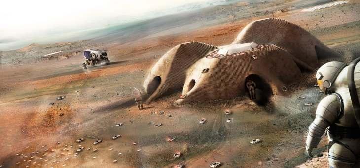 Mars'taki Yatak Odanız Farklı Görünecek