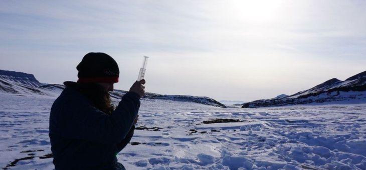 Yeni Arktik araştırma teknikleri Mars'ta yaşam bulmamıza yardımcı olabilir mi?