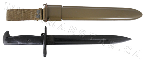 Italian Manufacture and Issue M1 Garand Bayonet