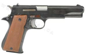 Handguns Restricted