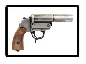WWI & WWII Flare Pistols