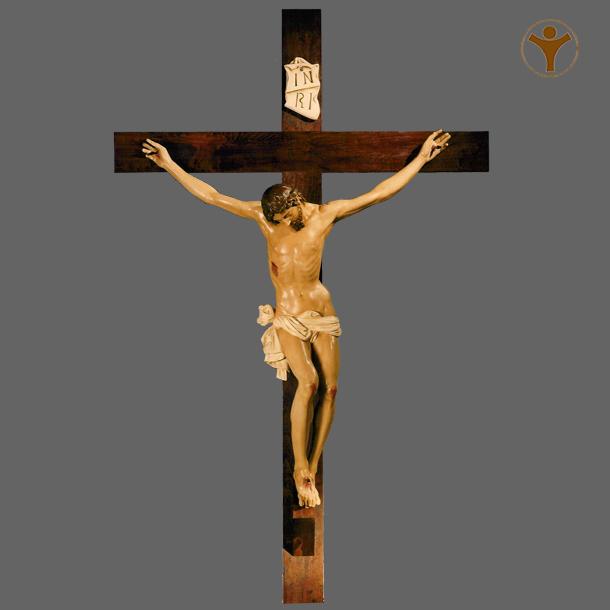 Risultato immagine per gesù crocifisso