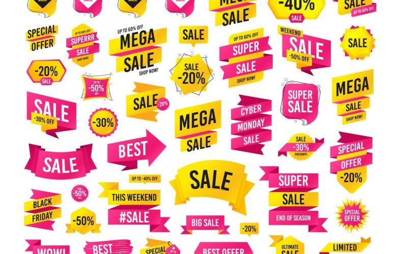 korting sale