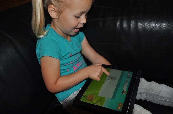 spelen met squla junior