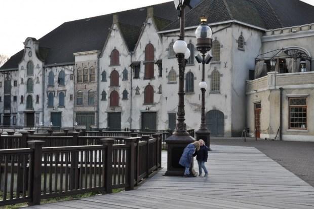 Het Efteling Theater.