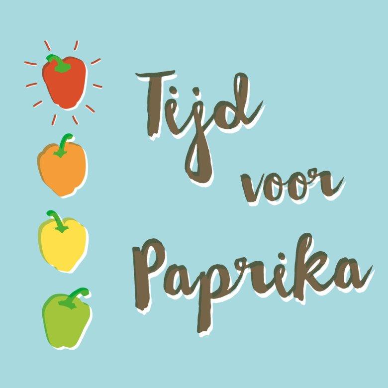 Tijd voor Paprika complete