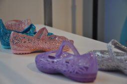 crocs glitter waterschoen