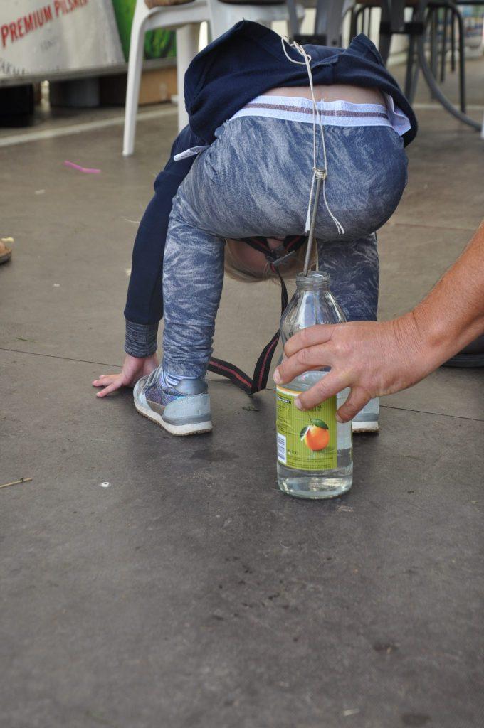 Yes, in de bottle! Goed gedaan!