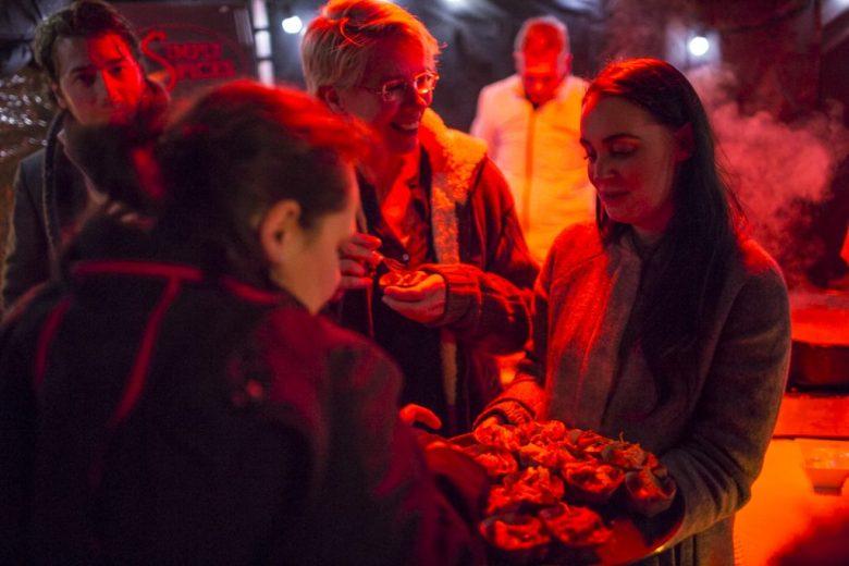 Kroon op het Werk / Foodbloggers Event December 2014.