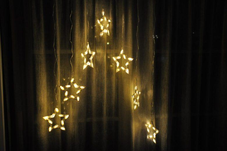 sterlampjes