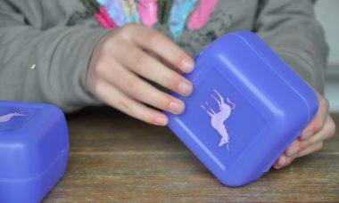 eenhoorn snack box