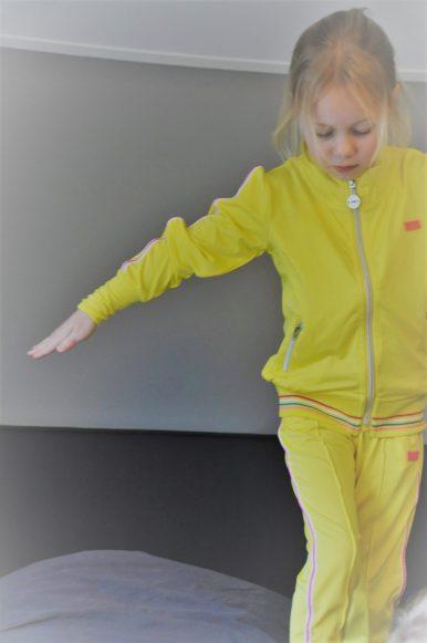b.nosy geel joggingpak