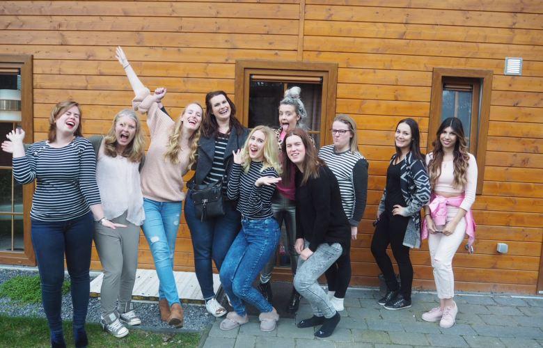 groepsfoto blogweekend