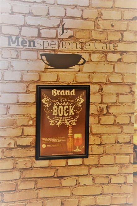 bierproeverij only for men