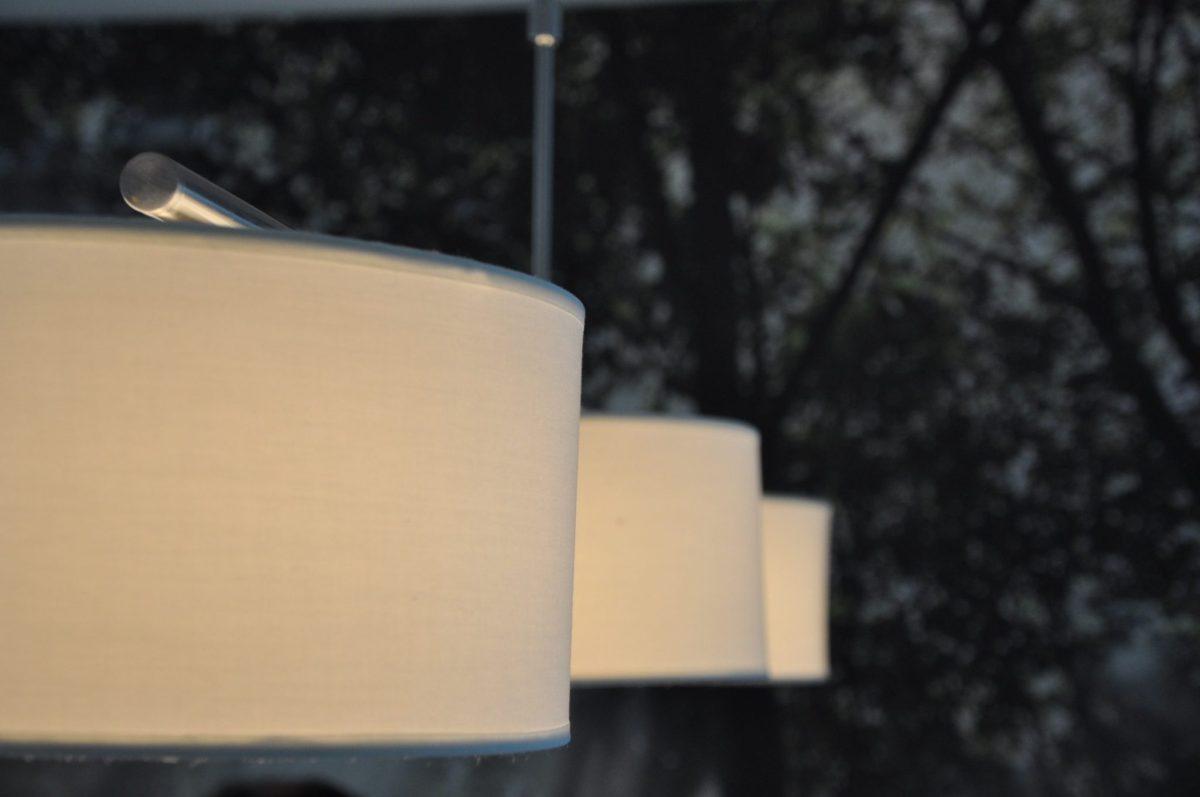 Ontplofte lamp vervangen
