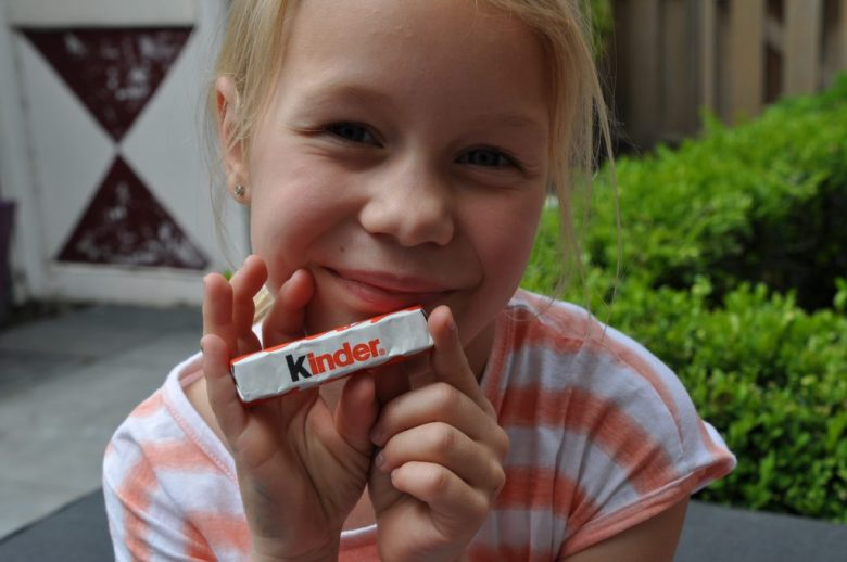 kinderchocolate