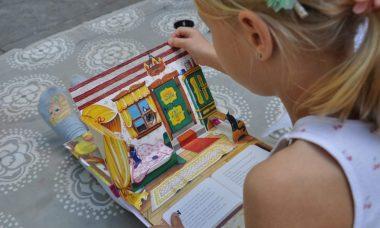 Roodkapje popup boek