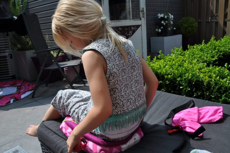 bubblebum opblaas autostoel