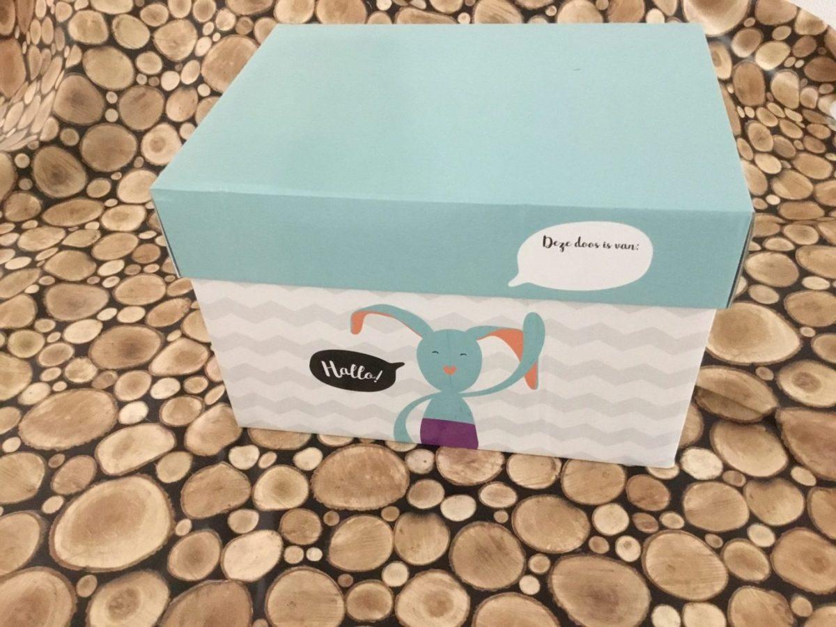 Unboxing: Jumbo Hallo Mama doos!