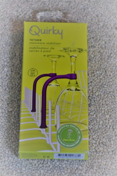 quirky keukentools wijnglas vaatwasser