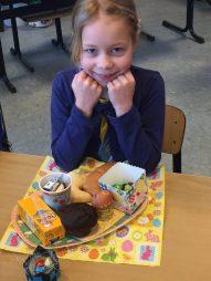 paasontbijt op school