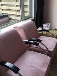 gepimpte stoelen