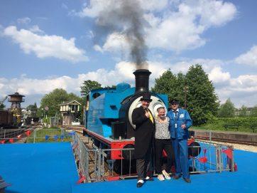 thomas de trein spoorwegmuseum