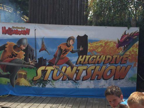high dive show hellendoorn