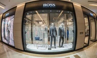 hugo boss shutterstock mannenmode
