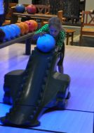 center parcs limburgse peel kinder bowling baan