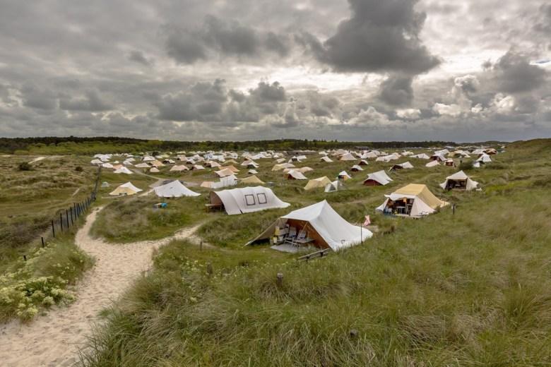 vlieland kamperen