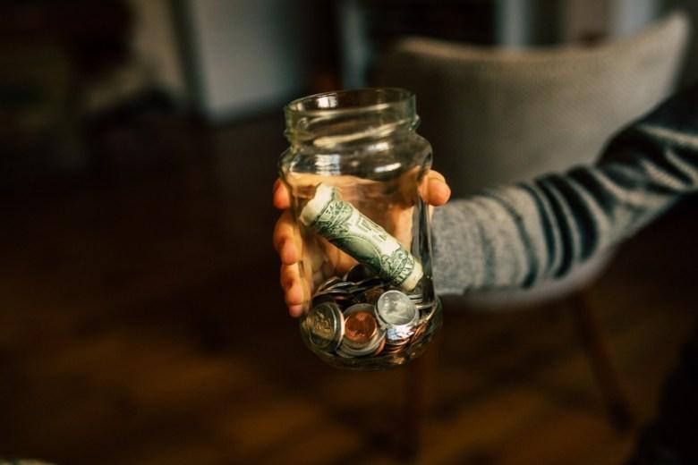 potje geld
