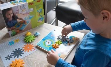 haba tandwiel speelgoed