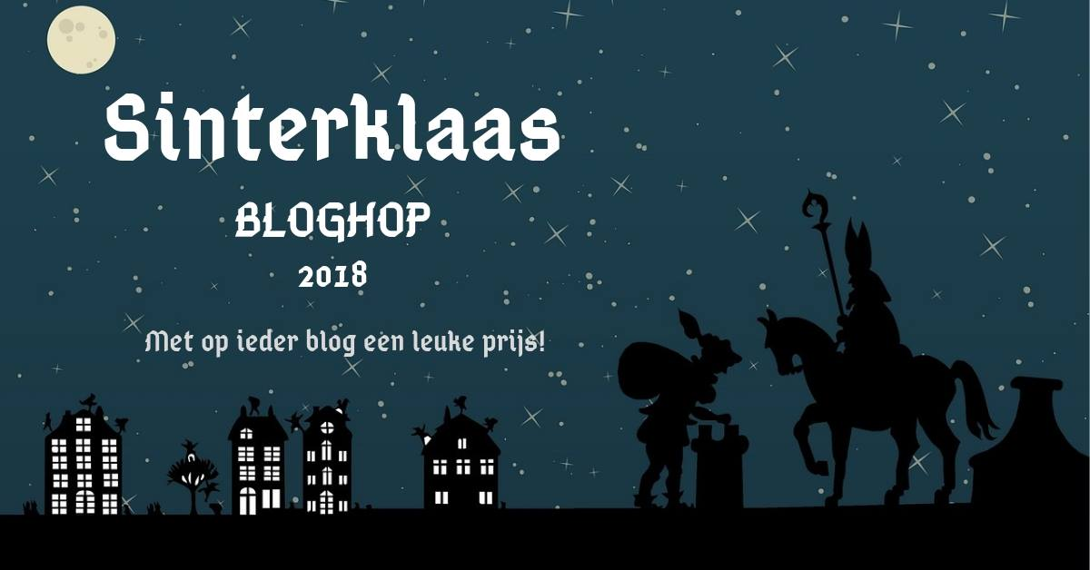 Sinterklaas bloghop: win de Video van Sint