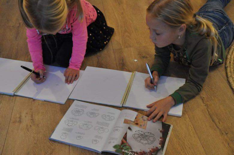 tekenen leren