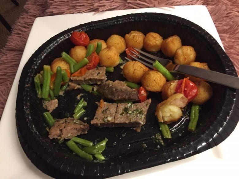 kant en klaar maaltijd