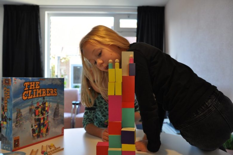 review the climbers