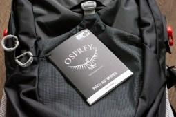 ervaring osprey rugdrager