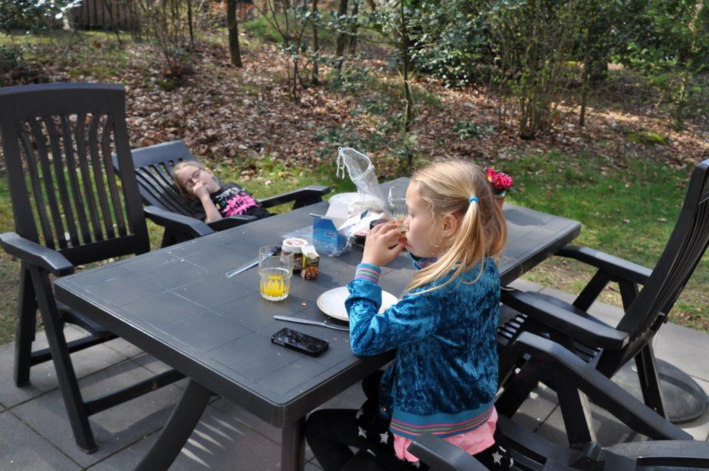 landal heideheuvel ervaring buiten eten
