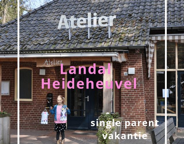 landal heideheuvel single parent vakantie