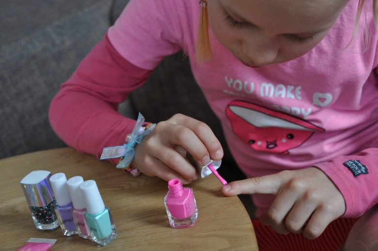 souza for kids nagellak