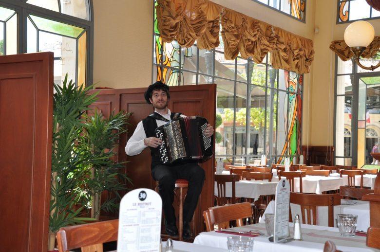 restaurant le bourg