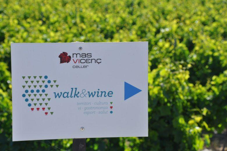 walk and wine