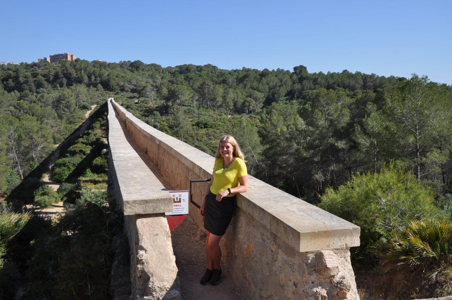 aquaduct tarragona