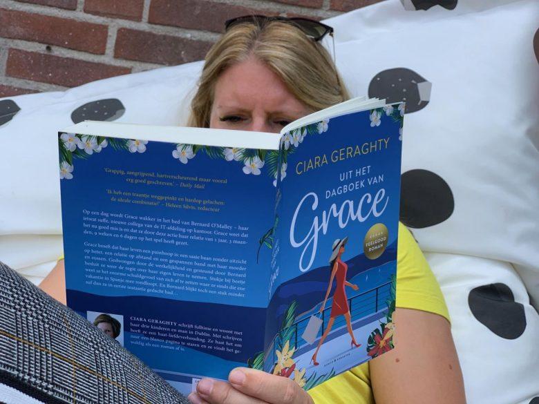 boek lezen dagboek grace